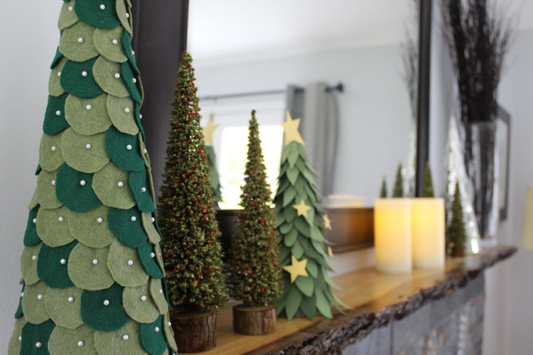 diy-tabletop-christmas-trees-from-felt4