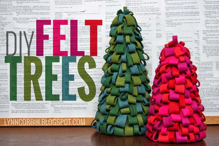 diy-tabletop-christmas-trees-from-felt5