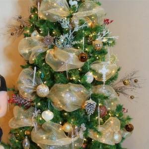 ribbon-on-christmas-tree-ideas8