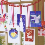 amazing-crafts-with-christmas-cards1-6