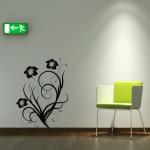 black-stickers-decor-bird-n-flowers5
