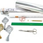 diy-christmas-tree-made-of-fabric1-materials