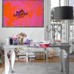 framed-silk-scarves-as-wall-art1-3
