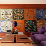framed-silk-scarves-as-wall-art4-1