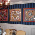 framed-silk-scarves-as-wall-art4-4