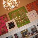 framed-silk-scarves-as-wall-art4-5
