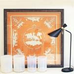 framed-silk-scarves-as-wall-art5-4