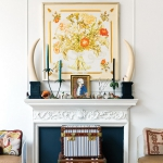 framed-silk-scarves-as-wall-art6-7
