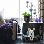 simple-diy-ideas-small-doggie-beds-in-nightstand1