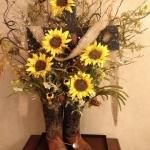 sunflowers-centerpiece-decorating-ideas-vase5-4