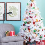 white-christmas-tree-beautiful-decoration3-3