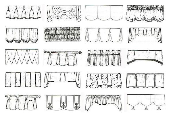 Индивидуальный пошив женской одежды.  Например, с помощью штор можно подчеркнуть изумительный вид.