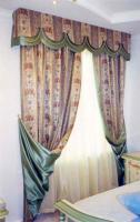 b Занавески с гардинной лентой: как пошить шторы своими руками.