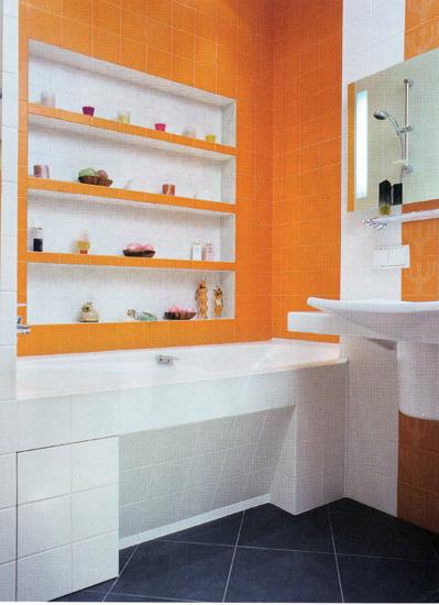 Как самой сделать полку для ванной