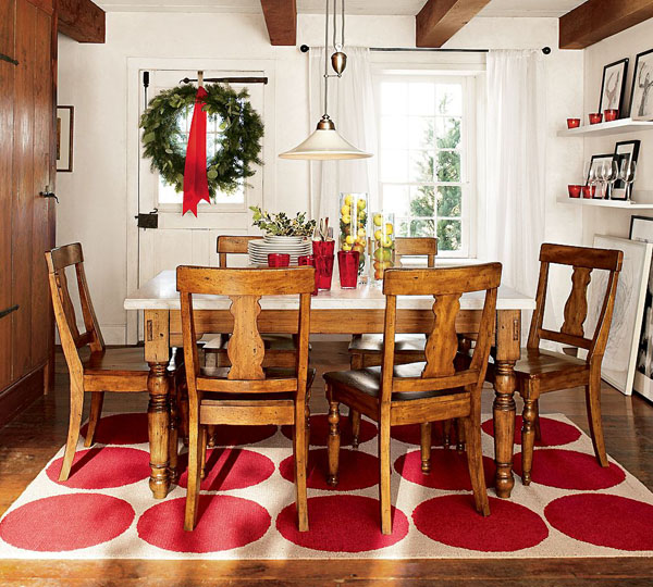 Dining room layouts