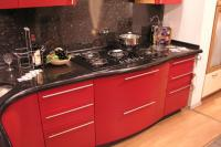кухни Альва Лайн (крашенные фасады) Onda, Onda Time.