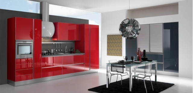 Модный дизайн кухонь