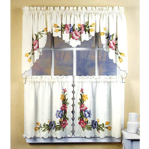ستائر مطبخ بسيطة Curtain-kitchen13