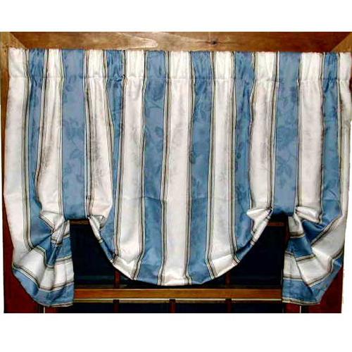 Еще варианты оформления штор в прочих стилях.