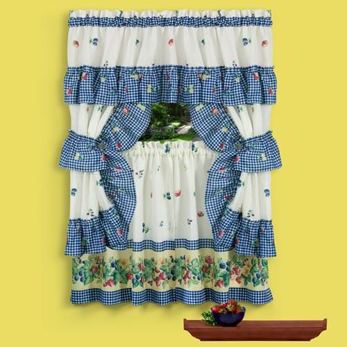 ستائر مطبخ بسيطة Curtain-kitchen27