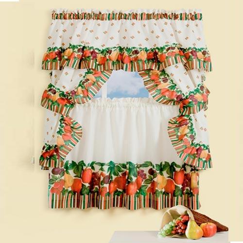 ستائر مطبخ بسيطة Curtain-kitchen7