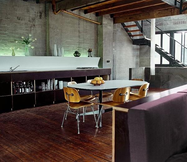 Квартира в стиле Лофт.