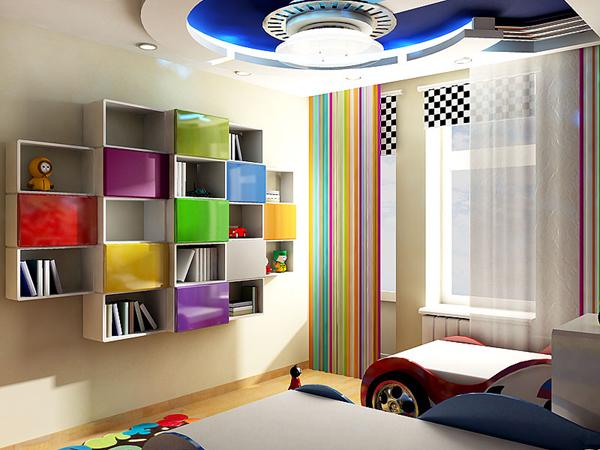project-kids-room2-Karabalin Ruslan