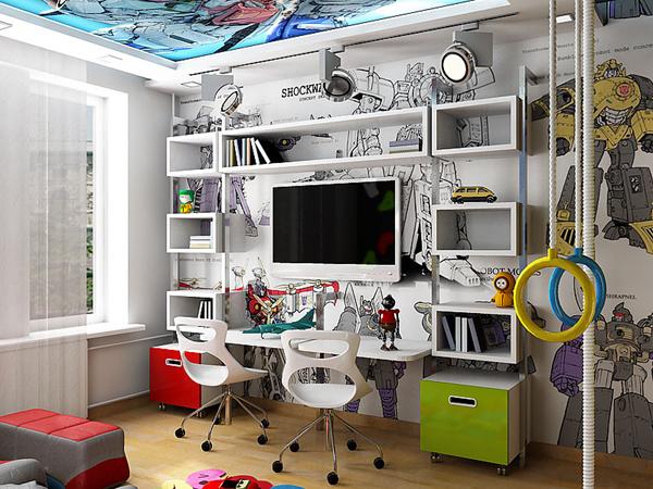 project-kids-room3-Karabalin Ruslan