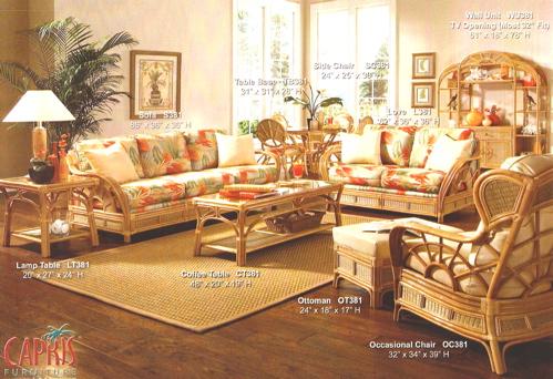 Плетеная мебель в интерьере квартиры фото