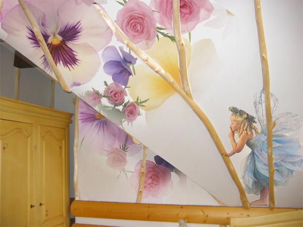 Роспись стен начинающему