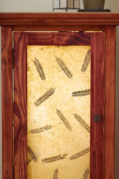 Как обновить старые фанерные двери