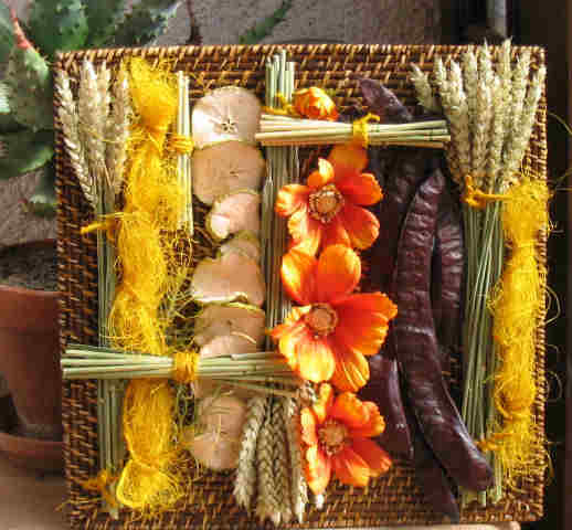 Осенний декор своими руками фото 371
