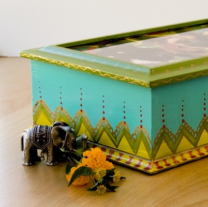 Ящик своими руками для игрушек