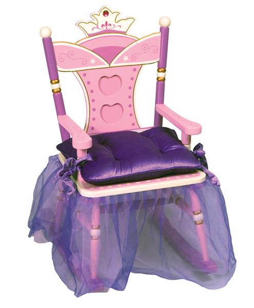 Своими руками стул принцессы 11