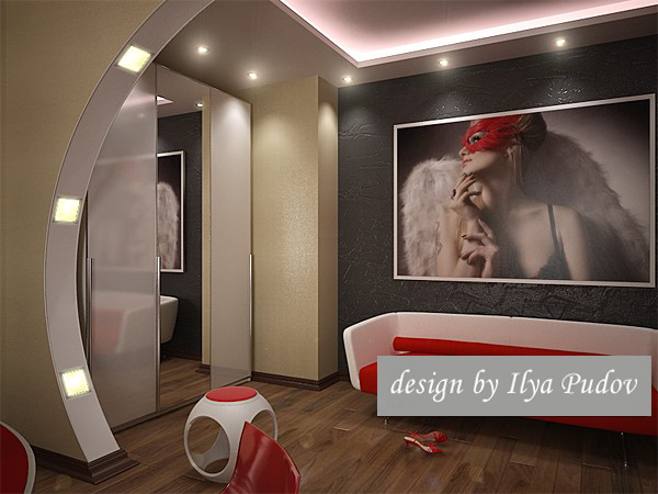 мебельная стенка фото
