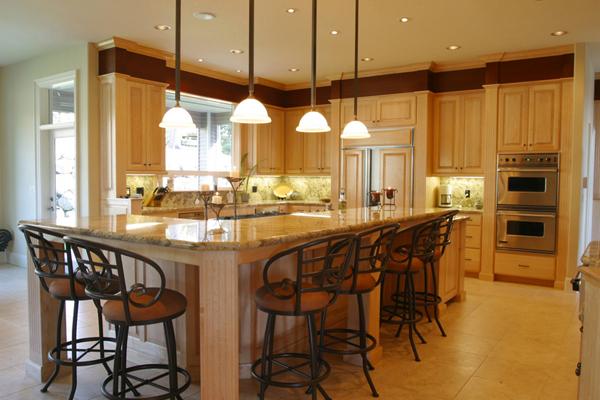 интерьер кухни фото 6 кв