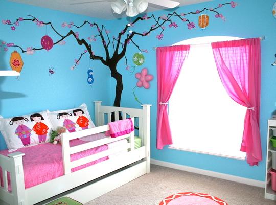 Как красиво оформить детскую комнату для мальчика