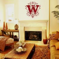 creative-monograms-on-wall2