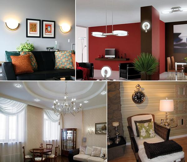 lighting-livingroom-collage