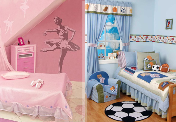 themes-for-kidsroom-hobby-collage