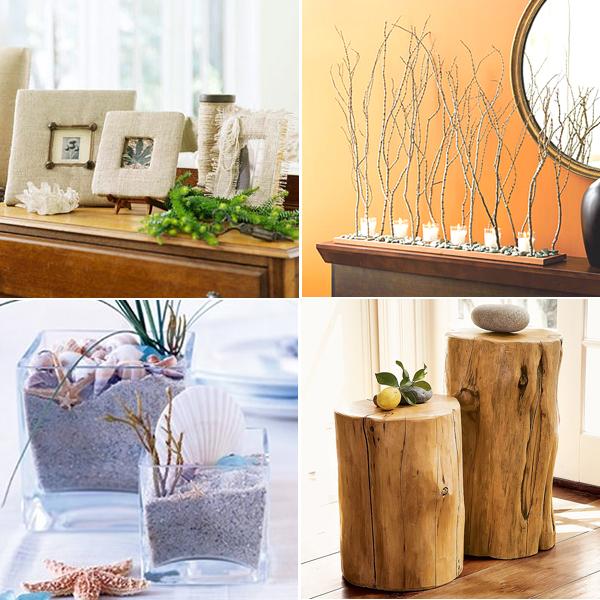 eco style ideas Эко стиль   природа в доме: часть 1, пять элементов декора