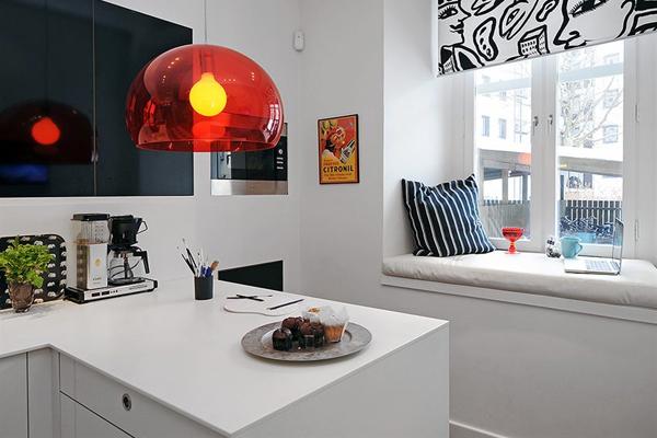 кухни с окном фото