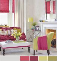 Копилка готовых решений: 20 цветовых сочетаний для весеннего настроения в доме Spring-combo-color10.thumbnail