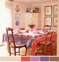 Копилка готовых решений: 20 цветовых сочетаний для весеннего настроения в доме Spring-combo-color11.thumbnail