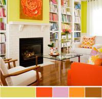 Копилка готовых решений: 20 цветовых сочетаний для весеннего настроения в доме Spring-combo-color12.thumbnail