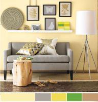 Копилка готовых решений: 20 цветовых сочетаний для весеннего настроения в доме Spring-combo-color13.thumbnail