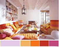 Копилка готовых решений: 20 цветовых сочетаний для весеннего настроения в доме Spring-combo-color15.thumbnail