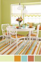 Копилка готовых решений: 20 цветовых сочетаний для весеннего настроения в доме Spring-combo-color18.thumbnail