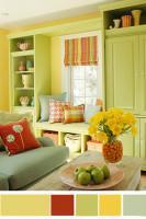 Копилка готовых решений: 20 цветовых сочетаний для весеннего настроения в доме Spring-combo-color19.thumbnail