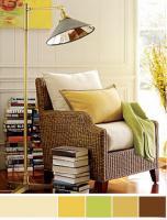 Копилка готовых решений: 20 цветовых сочетаний для весеннего настроения в доме Spring-combo-color3.thumbnail